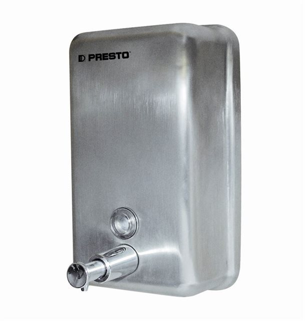 Presto  Wall-Mounted Soap Dispenser